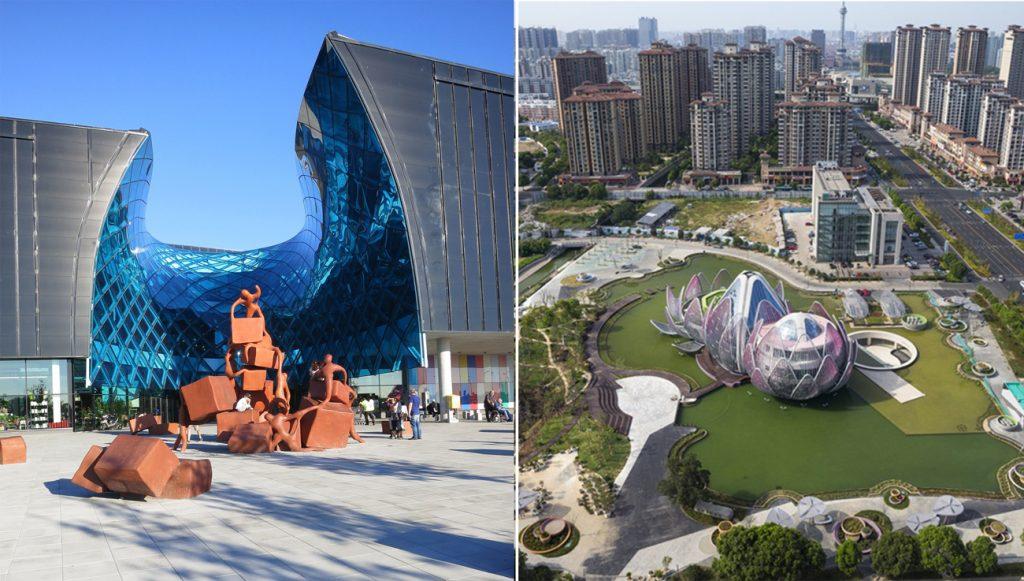 10 maravilhas arquitetônicas do mundo moderno que você com certeza precisa ver