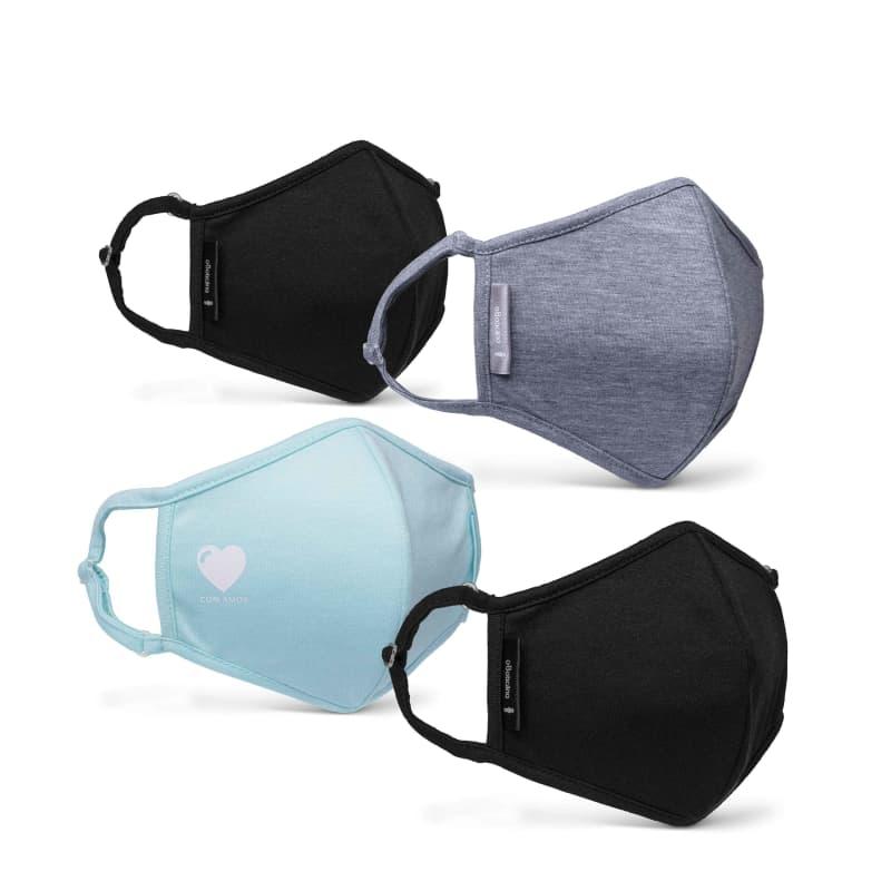Máscaras Antivirais e álcool gel. A importância da proteção